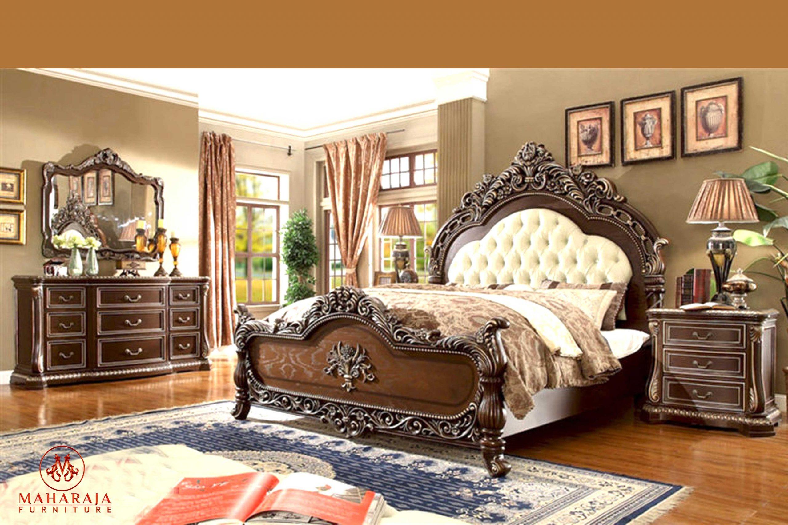 bed-set-bedroom-furniture-Antique-handcrafted