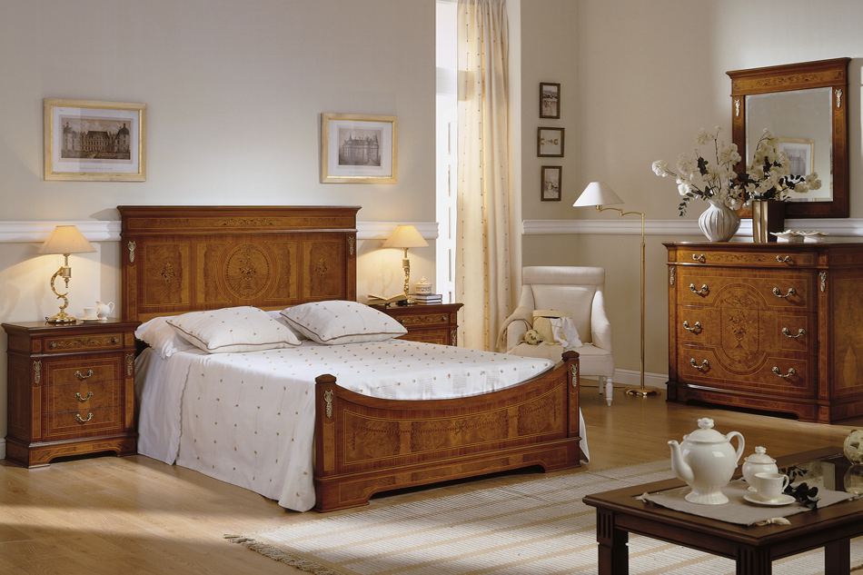 complete bed sets india