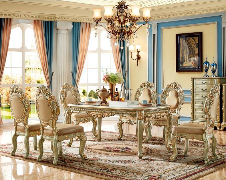 royal-dining-table-set